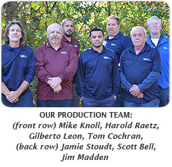 Our Prodcution Team